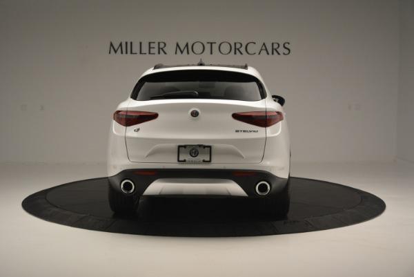 Used 2018 Alfa Romeo Stelvio Ti Sport Q4 for sale $36,900 at Aston Martin of Greenwich in Greenwich CT 06830 6