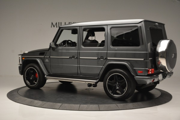 Used 2017 Mercedes-Benz G-Class AMG G 63 for sale Sold at Aston Martin of Greenwich in Greenwich CT 06830 4