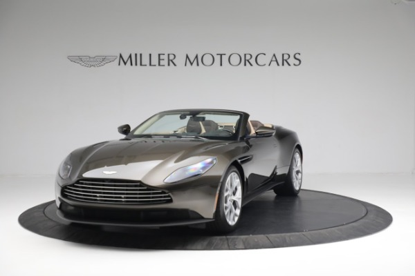 New 2019 Aston Martin DB11 V8 Convertible for sale Sold at Aston Martin of Greenwich in Greenwich CT 06830 12