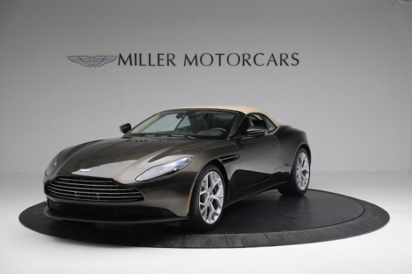New 2019 Aston Martin DB11 V8 Convertible for sale Sold at Aston Martin of Greenwich in Greenwich CT 06830 13