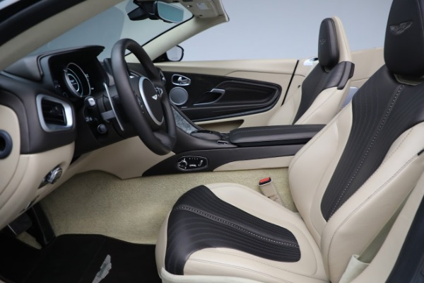 New 2019 Aston Martin DB11 V8 Convertible for sale Sold at Aston Martin of Greenwich in Greenwich CT 06830 19