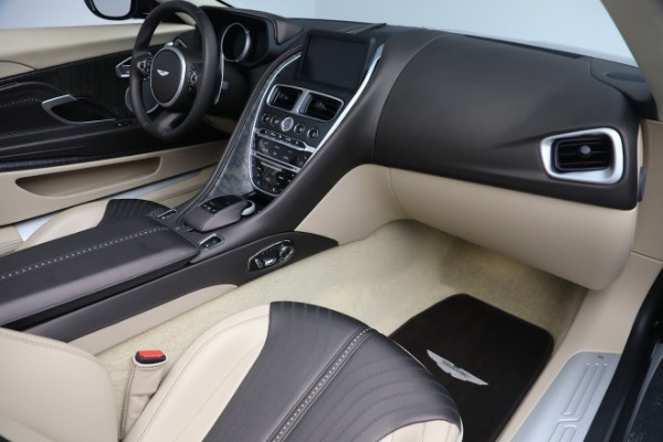 New 2019 Aston Martin DB11 V8 Convertible for sale Sold at Aston Martin of Greenwich in Greenwich CT 06830 24