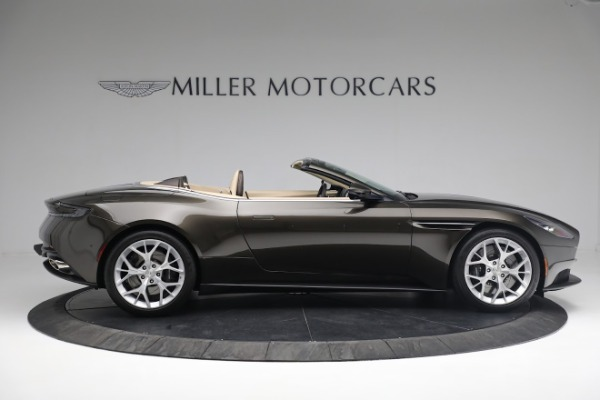 New 2019 Aston Martin DB11 V8 Convertible for sale Sold at Aston Martin of Greenwich in Greenwich CT 06830 8