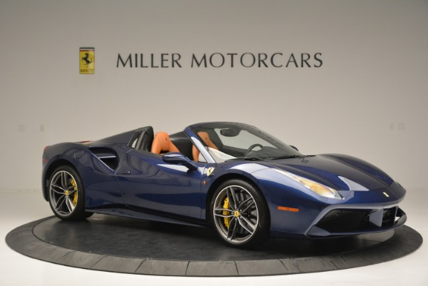 Used 2016 Ferrari 488 Spider for sale Sold at Aston Martin of Greenwich in Greenwich CT 06830 10