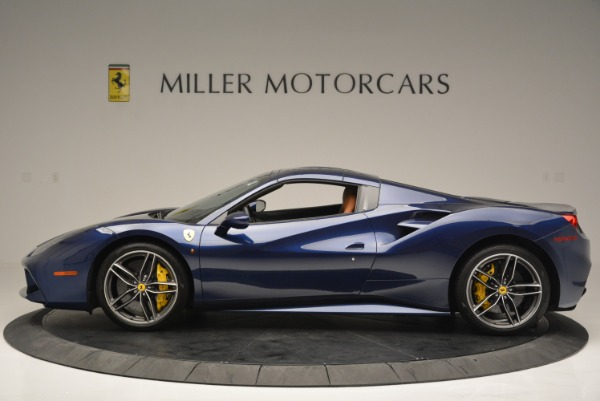 Used 2016 Ferrari 488 Spider for sale Sold at Aston Martin of Greenwich in Greenwich CT 06830 15