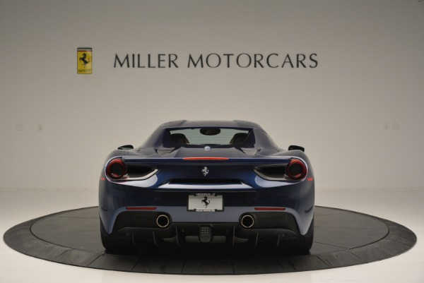 Used 2016 Ferrari 488 Spider for sale Sold at Aston Martin of Greenwich in Greenwich CT 06830 18