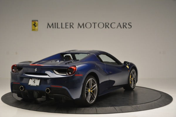 Used 2016 Ferrari 488 Spider for sale Sold at Aston Martin of Greenwich in Greenwich CT 06830 19