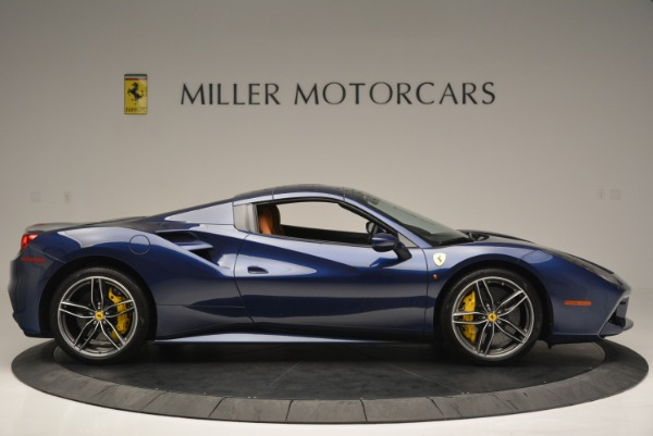 Used 2016 Ferrari 488 Spider for sale Sold at Aston Martin of Greenwich in Greenwich CT 06830 21