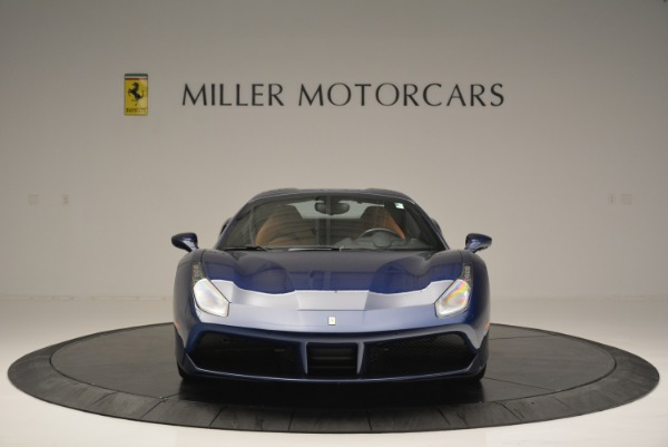 Used 2016 Ferrari 488 Spider for sale Sold at Aston Martin of Greenwich in Greenwich CT 06830 24