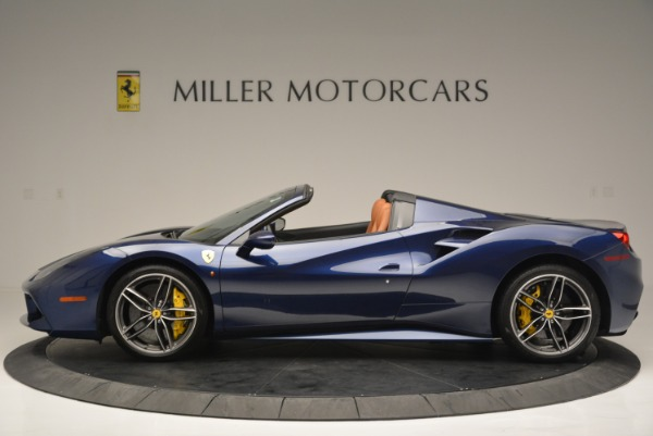 Used 2016 Ferrari 488 Spider for sale Sold at Aston Martin of Greenwich in Greenwich CT 06830 3