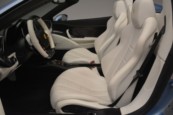 Used 2012 Ferrari 458 Spider for sale Sold at Aston Martin of Greenwich in Greenwich CT 06830 26