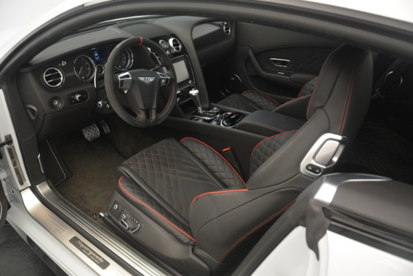 Used 2017 Bentley Continental GT Supersports for sale Sold at Aston Martin of Greenwich in Greenwich CT 06830 22