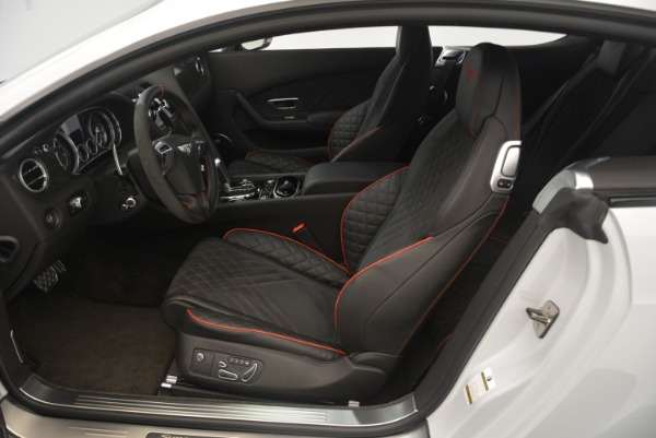 Used 2017 Bentley Continental GT Supersports for sale Sold at Aston Martin of Greenwich in Greenwich CT 06830 23