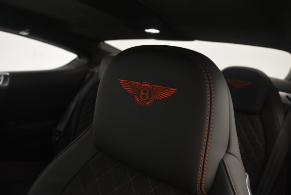 Used 2017 Bentley Continental GT Supersports for sale Sold at Aston Martin of Greenwich in Greenwich CT 06830 25