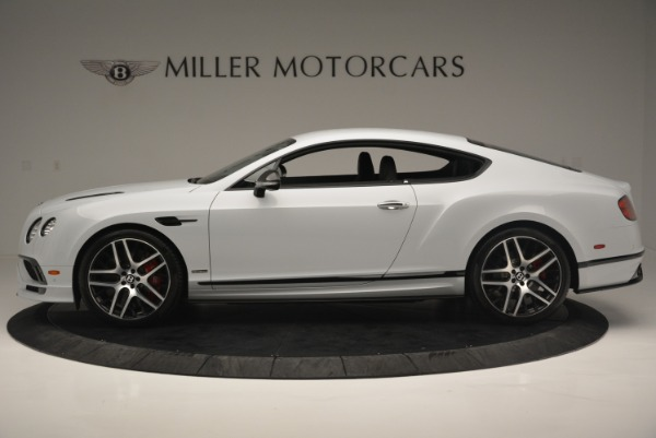 Used 2017 Bentley Continental GT Supersports for sale Sold at Aston Martin of Greenwich in Greenwich CT 06830 3