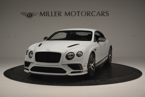 Used 2017 Bentley Continental GT Supersports for sale Sold at Aston Martin of Greenwich in Greenwich CT 06830 1
