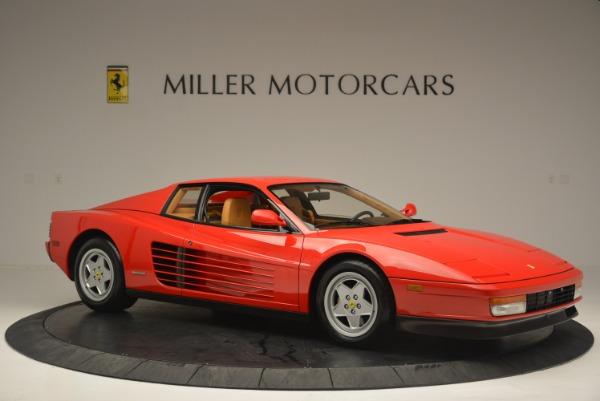 Used 1990 Ferrari Testarossa for sale Sold at Aston Martin of Greenwich in Greenwich CT 06830 10