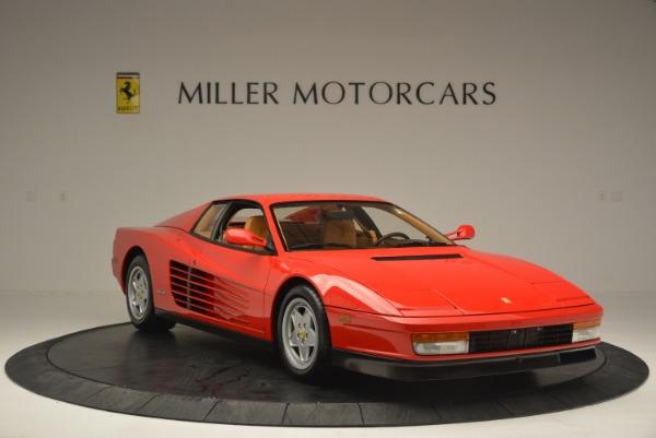 Used 1990 Ferrari Testarossa for sale Sold at Aston Martin of Greenwich in Greenwich CT 06830 11