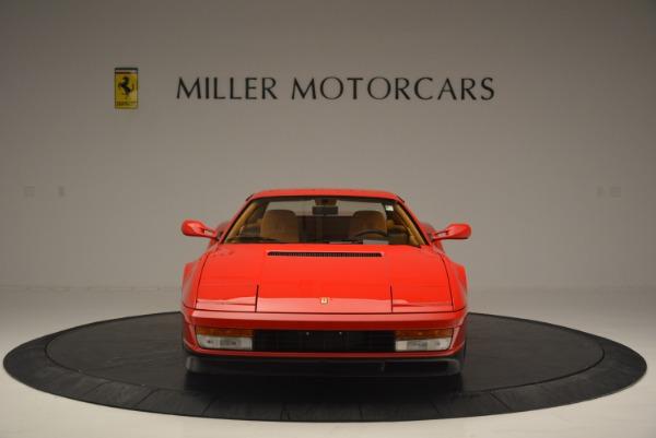 Used 1990 Ferrari Testarossa for sale Sold at Aston Martin of Greenwich in Greenwich CT 06830 12