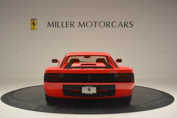 Used 1990 Ferrari Testarossa for sale Sold at Aston Martin of Greenwich in Greenwich CT 06830 6
