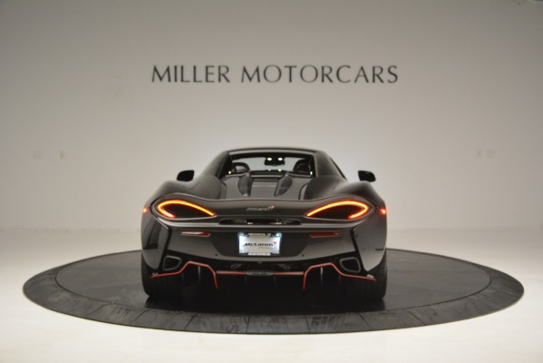 Used 2018 McLaren 570S Spider for sale Sold at Aston Martin of Greenwich in Greenwich CT 06830 18