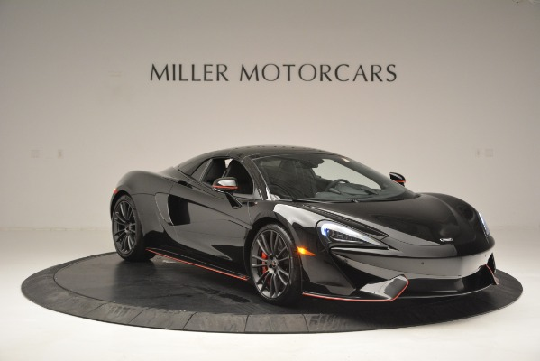 Used 2018 McLaren 570S Spider for sale Sold at Aston Martin of Greenwich in Greenwich CT 06830 21