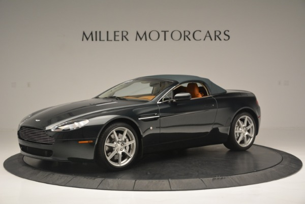 Used 2008 Aston Martin V8 Vantage Roadster for sale Sold at Aston Martin of Greenwich in Greenwich CT 06830 10