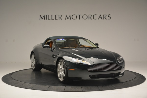Used 2008 Aston Martin V8 Vantage Roadster for sale Sold at Aston Martin of Greenwich in Greenwich CT 06830 14