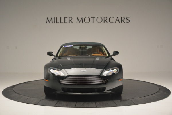 Used 2008 Aston Martin V8 Vantage Roadster for sale Sold at Aston Martin of Greenwich in Greenwich CT 06830 15