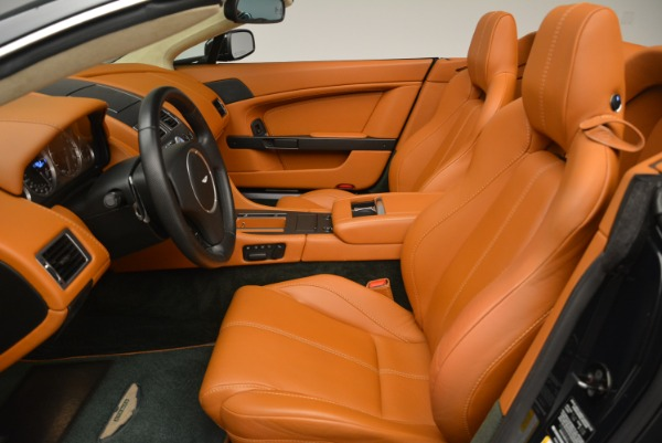 Used 2008 Aston Martin V8 Vantage Roadster for sale Sold at Aston Martin of Greenwich in Greenwich CT 06830 16