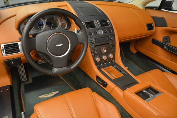Used 2008 Aston Martin V8 Vantage Roadster for sale Sold at Aston Martin of Greenwich in Greenwich CT 06830 17