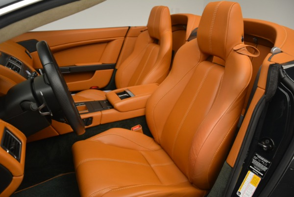 Used 2008 Aston Martin V8 Vantage Roadster for sale Sold at Aston Martin of Greenwich in Greenwich CT 06830 18