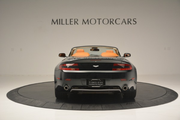 Used 2008 Aston Martin V8 Vantage Roadster for sale Sold at Aston Martin of Greenwich in Greenwich CT 06830 6
