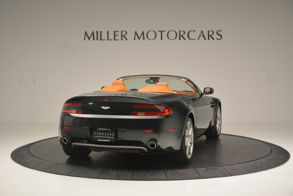 Used 2008 Aston Martin V8 Vantage Roadster for sale Sold at Aston Martin of Greenwich in Greenwich CT 06830 7