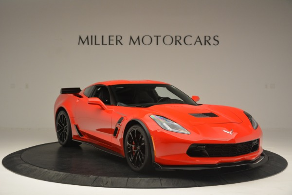 Used 2017 Chevrolet Corvette Grand Sport for sale Sold at Aston Martin of Greenwich in Greenwich CT 06830 11