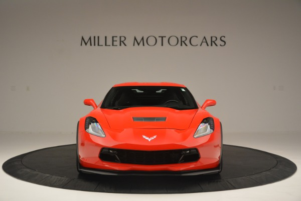 Used 2017 Chevrolet Corvette Grand Sport for sale Sold at Aston Martin of Greenwich in Greenwich CT 06830 12