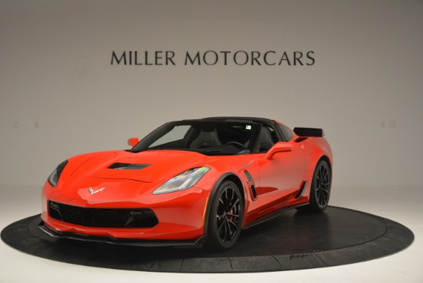 Used 2017 Chevrolet Corvette Grand Sport for sale Sold at Aston Martin of Greenwich in Greenwich CT 06830 13