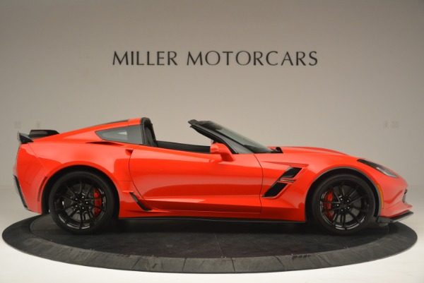 Used 2017 Chevrolet Corvette Grand Sport for sale Sold at Aston Martin of Greenwich in Greenwich CT 06830 21