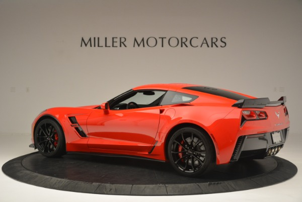 Used 2017 Chevrolet Corvette Grand Sport for sale Sold at Aston Martin of Greenwich in Greenwich CT 06830 4
