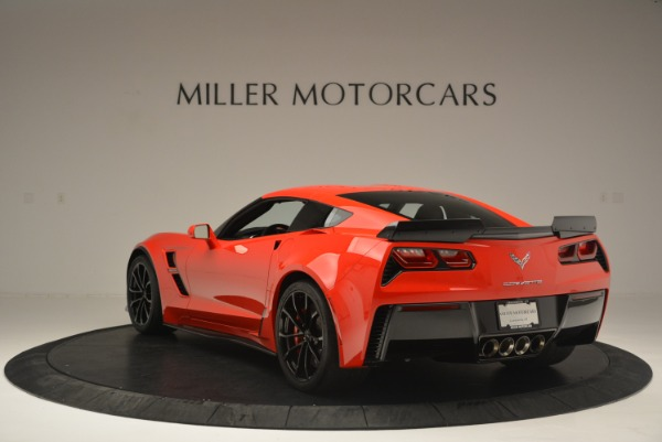Used 2017 Chevrolet Corvette Grand Sport for sale Sold at Aston Martin of Greenwich in Greenwich CT 06830 5