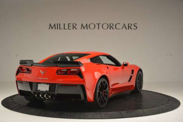 Used 2017 Chevrolet Corvette Grand Sport for sale Sold at Aston Martin of Greenwich in Greenwich CT 06830 7