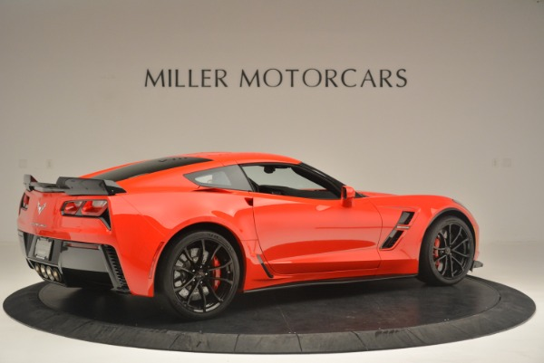 Used 2017 Chevrolet Corvette Grand Sport for sale Sold at Aston Martin of Greenwich in Greenwich CT 06830 8