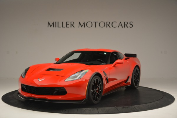 Used 2017 Chevrolet Corvette Grand Sport for sale Sold at Aston Martin of Greenwich in Greenwich CT 06830 1