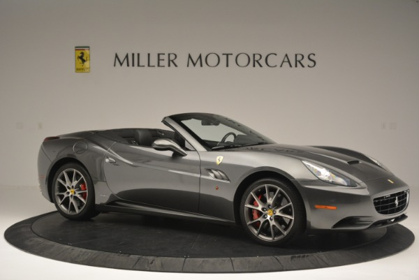Used 2010 Ferrari California for sale Sold at Aston Martin of Greenwich in Greenwich CT 06830 10