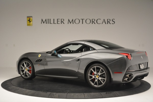 Used 2010 Ferrari California for sale Sold at Aston Martin of Greenwich in Greenwich CT 06830 16