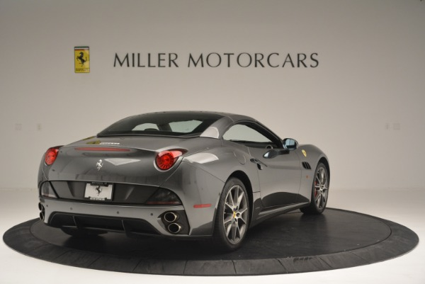 Used 2010 Ferrari California for sale Sold at Aston Martin of Greenwich in Greenwich CT 06830 19
