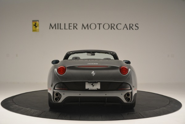 Used 2010 Ferrari California for sale Sold at Aston Martin of Greenwich in Greenwich CT 06830 6