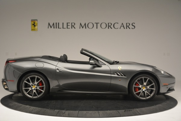 Used 2010 Ferrari California for sale Sold at Aston Martin of Greenwich in Greenwich CT 06830 9