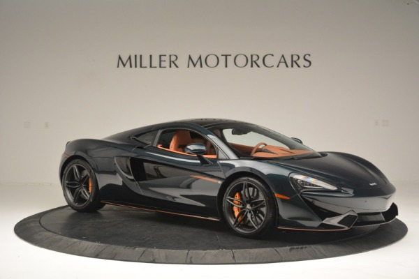 New 2018 McLaren 570GT Coupe for sale Sold at Aston Martin of Greenwich in Greenwich CT 06830 10