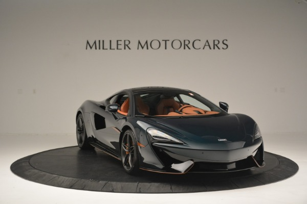 New 2018 McLaren 570GT Coupe for sale Sold at Aston Martin of Greenwich in Greenwich CT 06830 11
